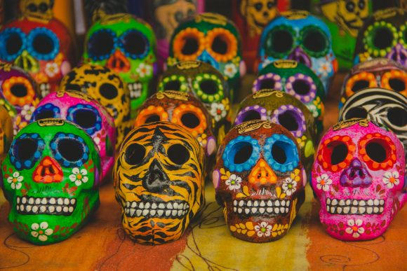 Mexican culture celebrates death and life from November 1st to the 2nd called Dia de Los Muertos or Day of the Dead. Get an inside look of what it's like!