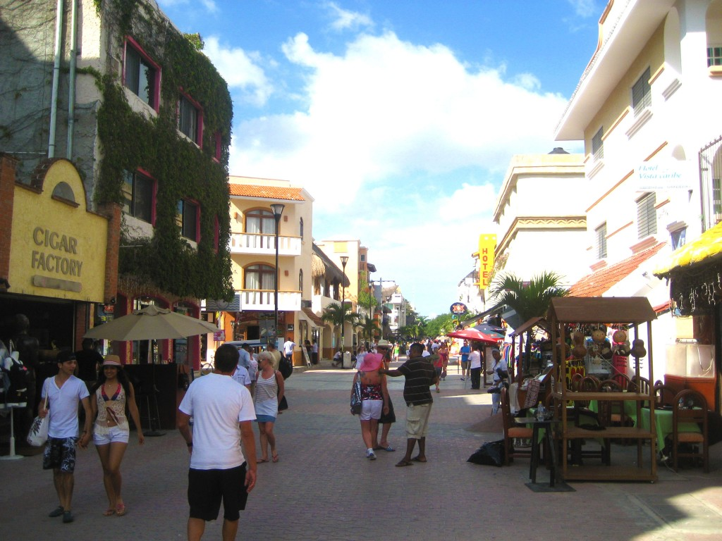 5th Avenue, Playa del Carmen