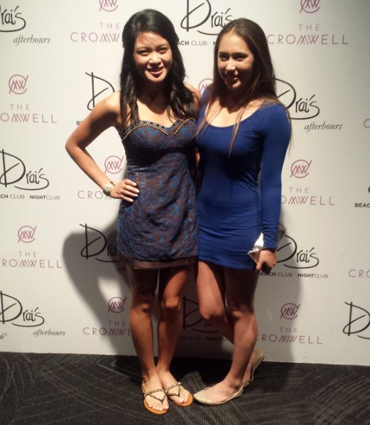 drais snipped
