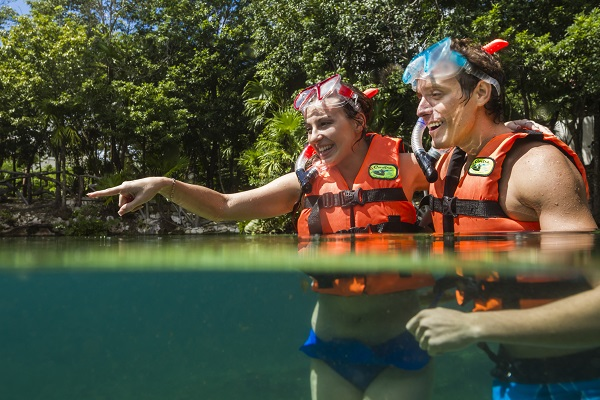 Here are a few of our suggestions for active families looking to get the most out of a weekend getaway to Mexico.