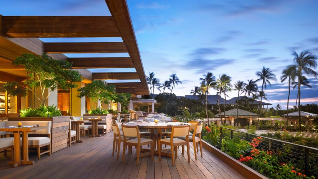 Manele Bay Four Seasons Spa