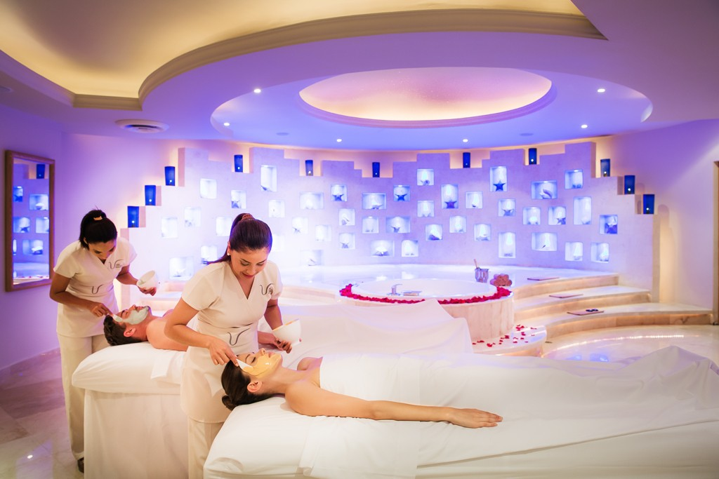 A spa day to remember at Barcelo Maya. Relax. Rinse. Repeat.