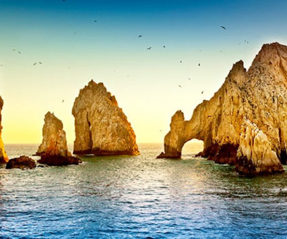 Cabo is the place you toss your inhibitions to the wind. Where conga lines, tequila-riddled drinks, jet skiing, kitesurfing, diving and horseback riding are just a few of the activities you can chose from on a daily basis. And while there's an endless list of reasons to love Cabo, here's three of our many favorites.