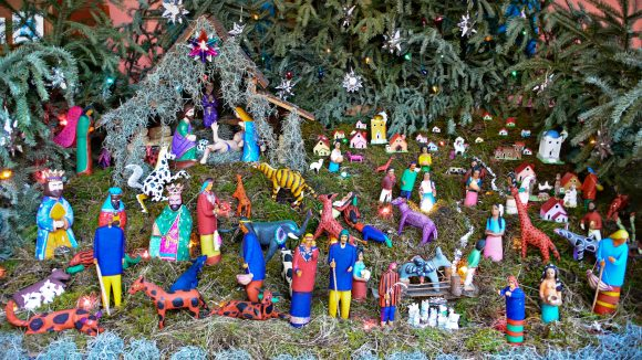 christmas traditions in mexico - How Is Christmas Celebrated In Mexico