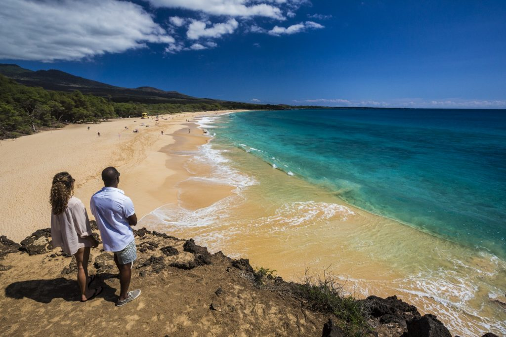 beaches of Hawaii