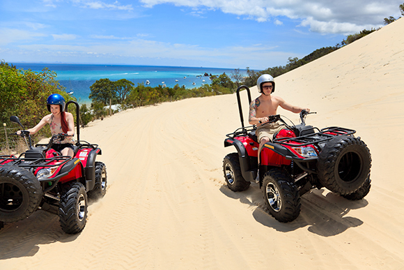 exhilarating ATV excursions
