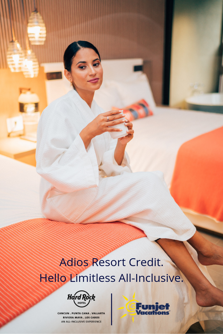 Hard Rock Hotels have outdone themselves with their brand new Limitless All-Inclusive program so kiss your resort credit goodbye.