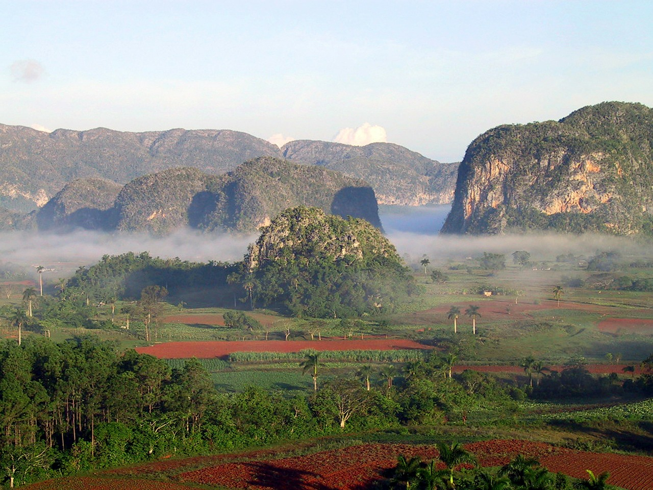 cuban mountains