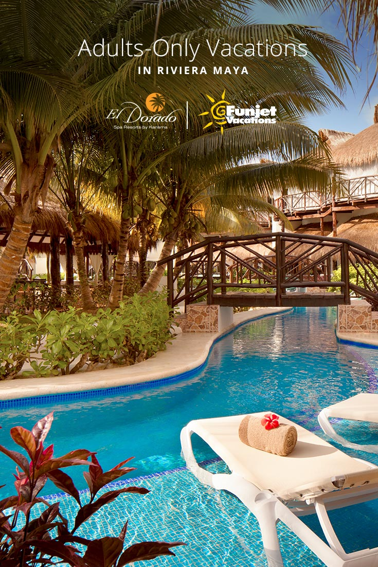 With five adults-only, all-inclusive paradises strung along the Riviera Maya shore, pick the El Dorado Spa Resort that works best for you and dive headfirst into an astounding Karisma Experience.