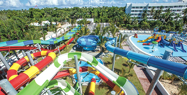 riu splash