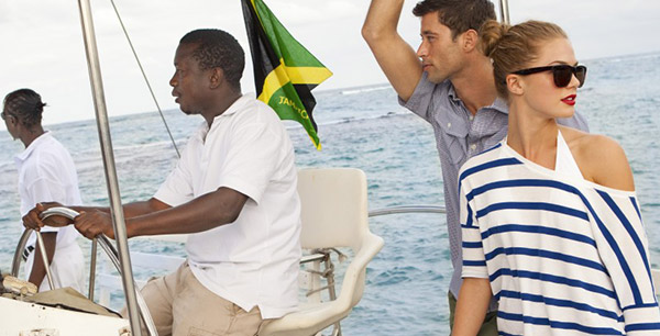 boating in Jamaica with Couples resorts