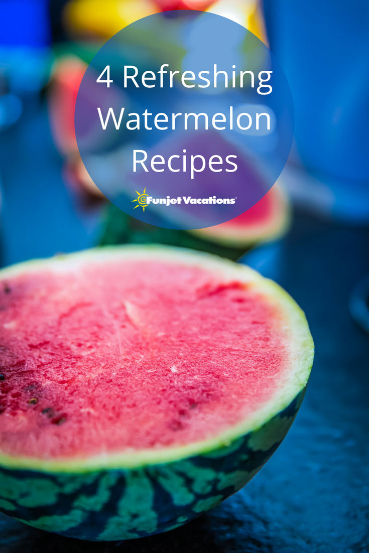 Check out these refreshing watermelon recipes that are sure to be a hit in hot weather. Iced tea, cocktails, salad recipes, we have ideas to beat the heat.