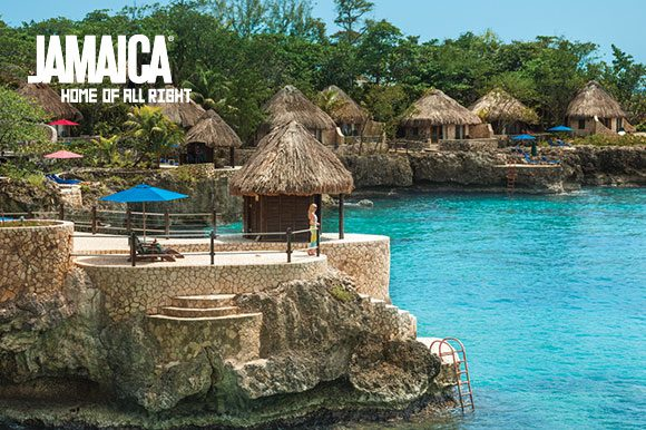 Jamaican resort 24-hour all-inclusive