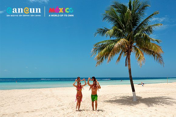 Cancun is our most popular vacation destination for a reason. Between hours at the beach, it's always Cancun's easy-to-find adventures that keep us coming back for more. Here are a few of our favorites.