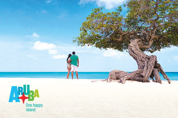 Aruba-Eagle-Beach-romance