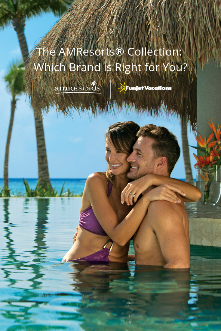 AMResorts is a collection of luxury resorts, each with its own unique personality. Discover which one is right for you.