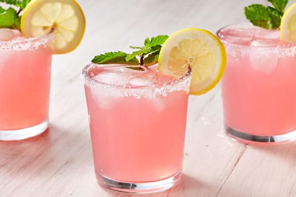 Pink Señorita Cocktail